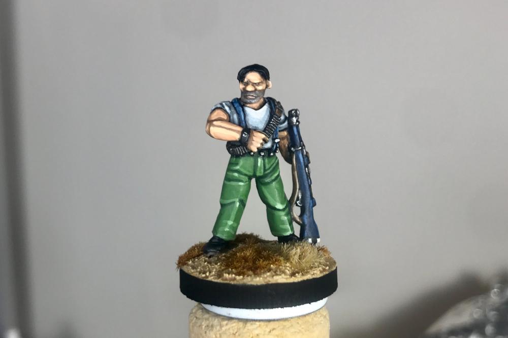Heroic Pulp Guy